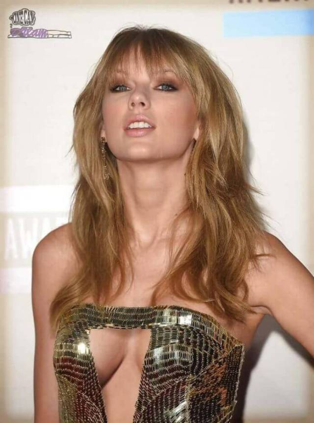 taylor swift hot cleavage pics (2)