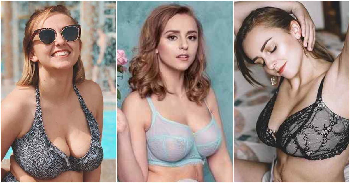 Hannah witton big tits 55 Hot Pictures Of Hannah Witton Which Will Make You Fantasize Her Best Of Comic Books