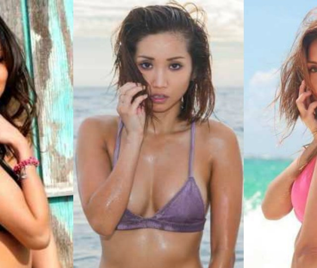 Hottest Brenda Song Bikini Pictures Will Make You Crave For Her