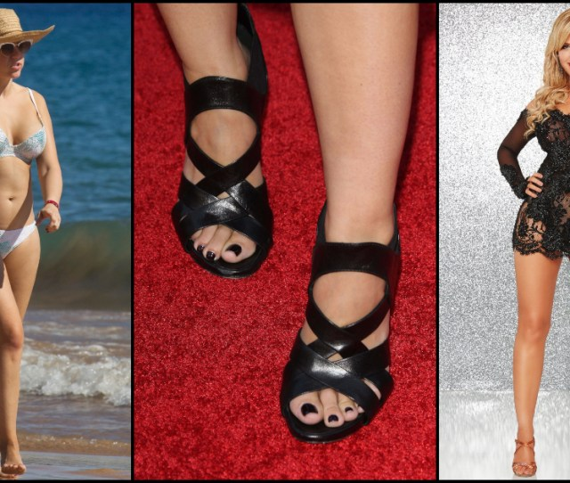 Sexy Jodie Sweetin Feet Pictures Are Too Much For You To Handle