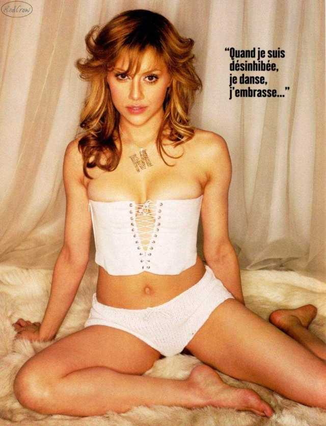 Brittany Murphy lingerie (2)