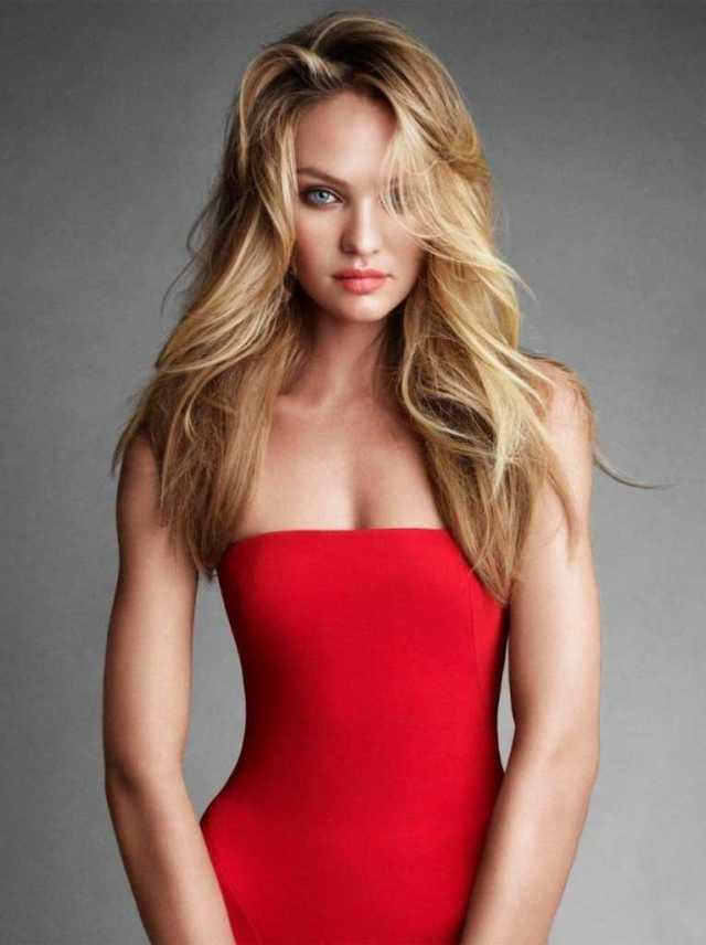 Candice Swanepoel sexy hair (1)