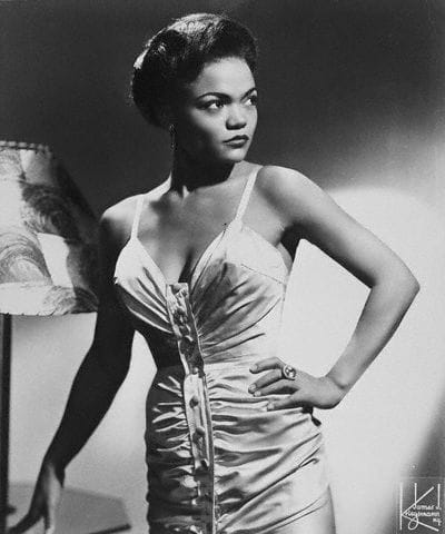 Eartha Kitt awesome