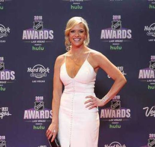 Kathryn Tappen sexy cleavage pics