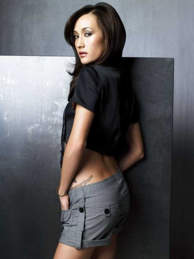 Maggie Q ass pictures (2)