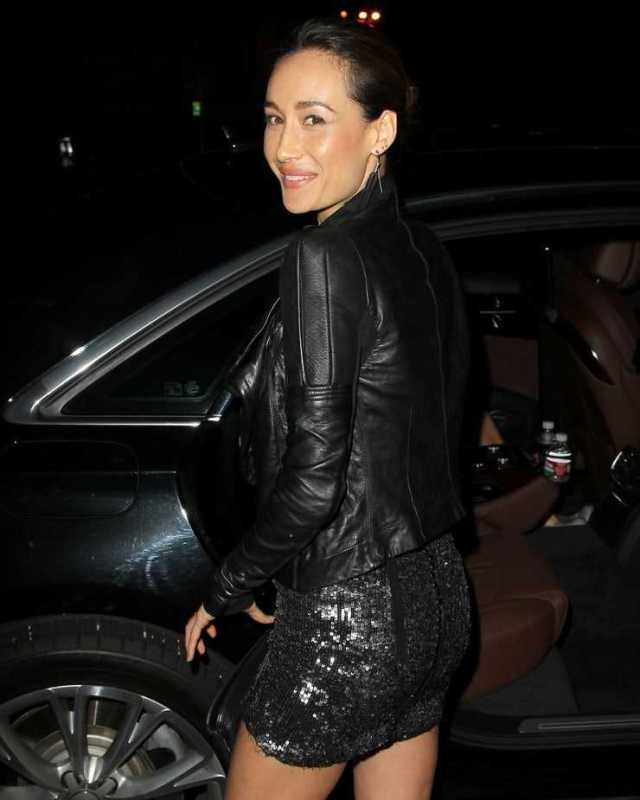 Maggie Q ass pictures (3)