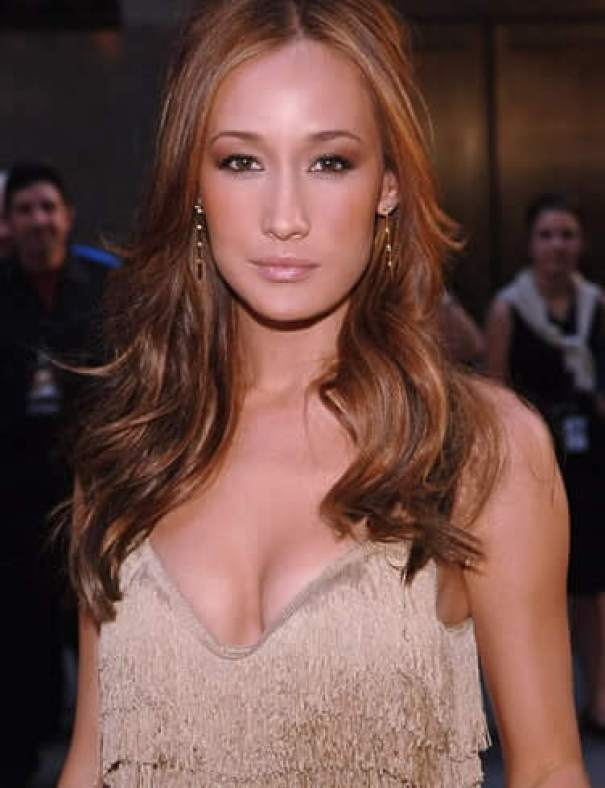 Maggie Q hot boobs pictures