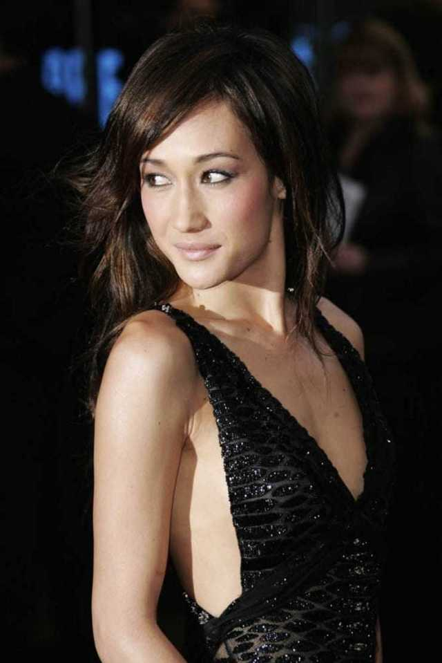 Maggie Q tits pictures (2)