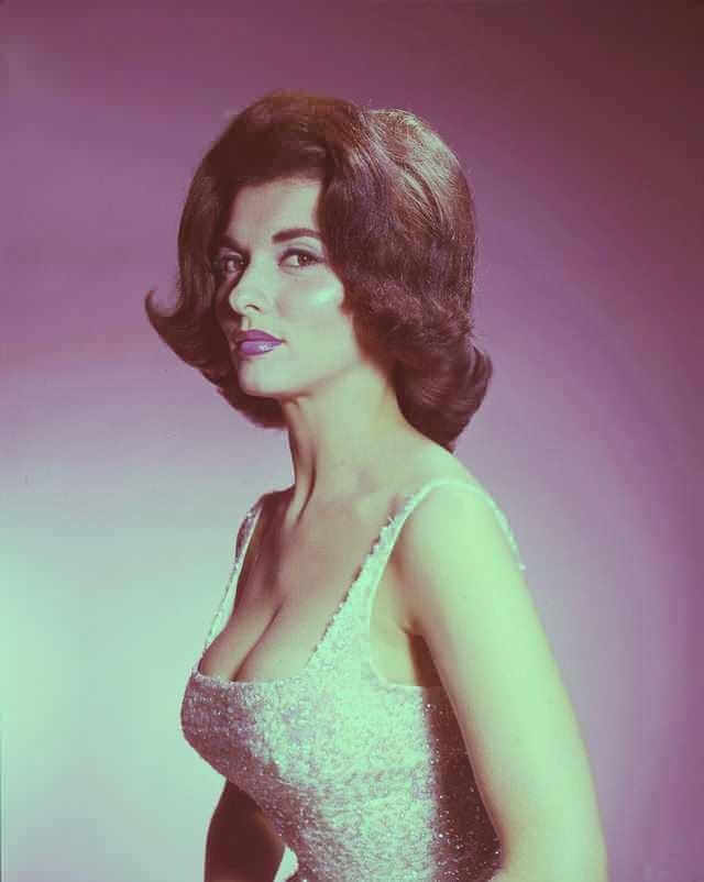 Nancy Kovack hot boobs