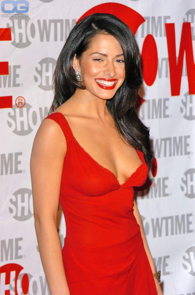 Sarah shahi sexy red dress pics
