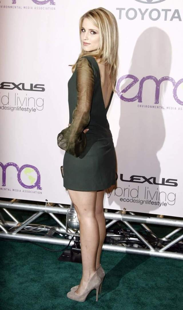 dianna agron hot pic