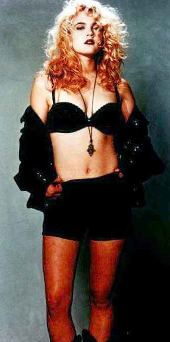 drew barrymore sexy pic (2)