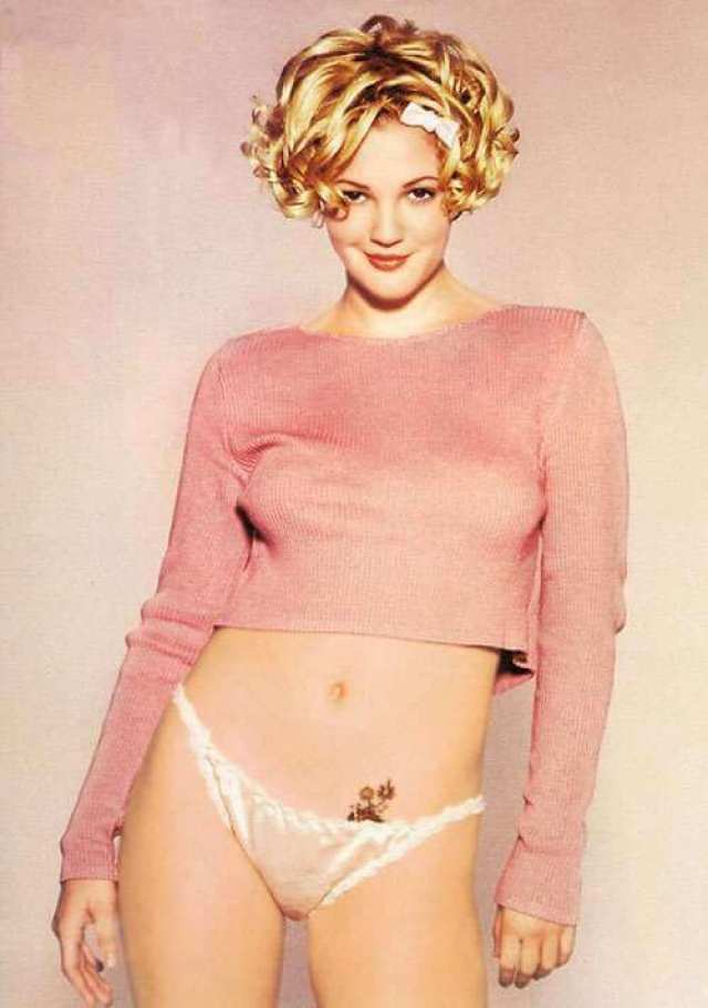 drew barrymore sexy picture