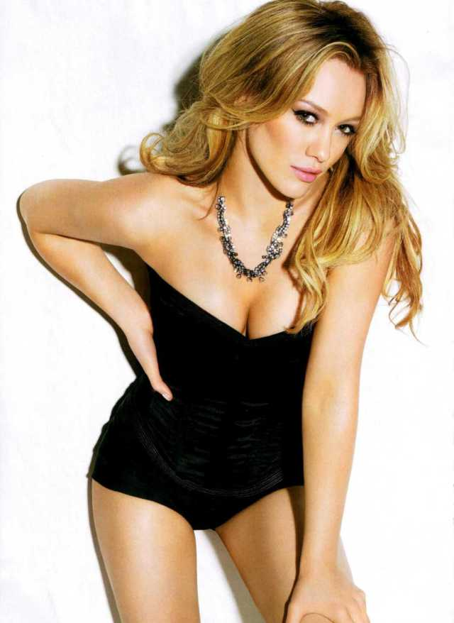hilary duff sexy look (1)