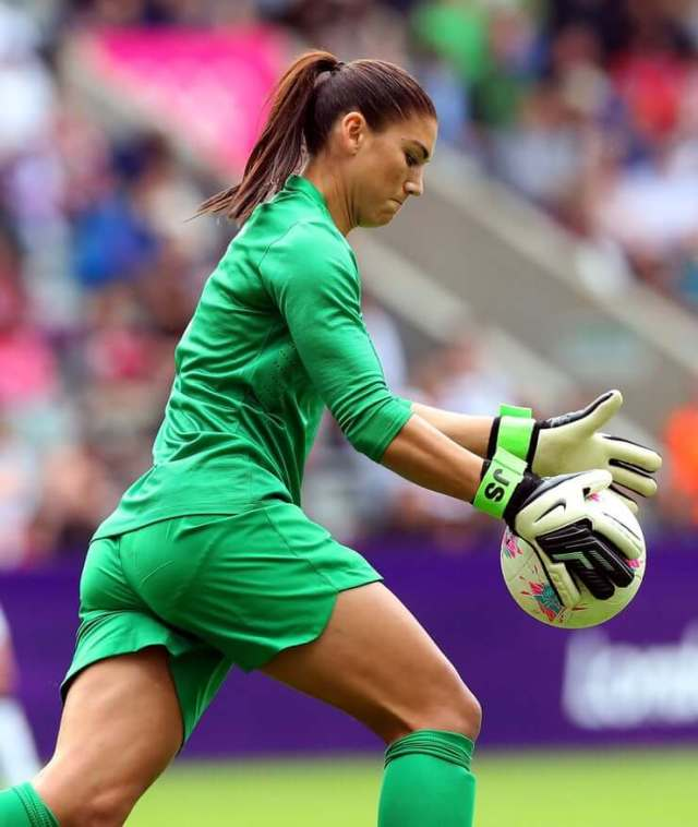hope solo hot butt