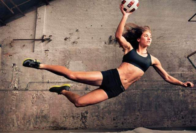 hope solo hot pic