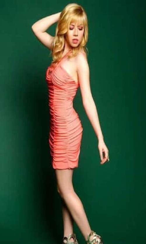 jennette mccurdy hot side pic
