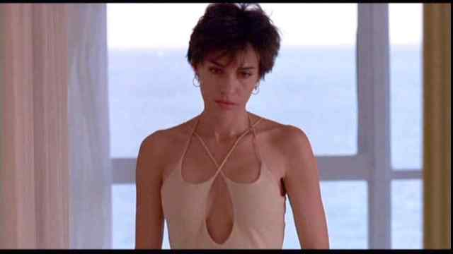 Beatrice Dalle lovely
