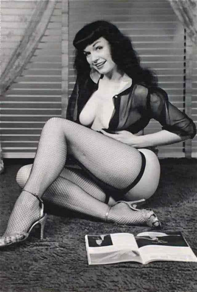 Bettie Page awesome