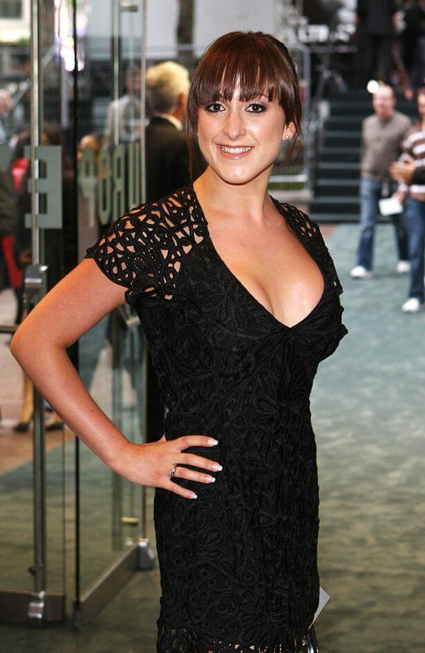 Natalie Cassidy hot busty picture