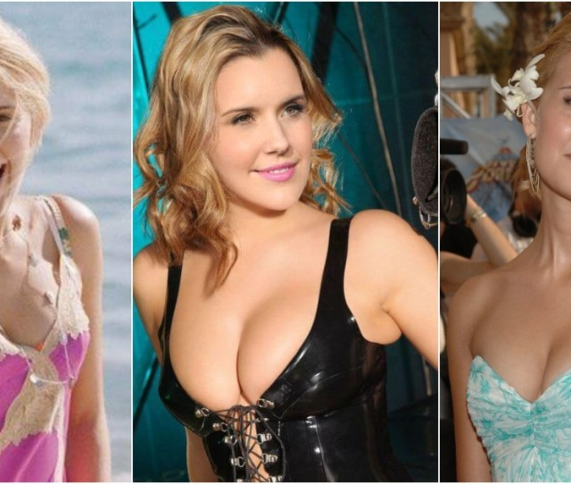 Hottest Maggie Grace Boobs Pictures Proves She Is A Queen Of