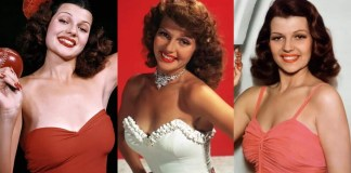49 Hottest Rita Hayworth Boobs Pictures Will Motivate You To Be A Better Person For Her