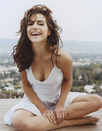 Brittany Murphy smile