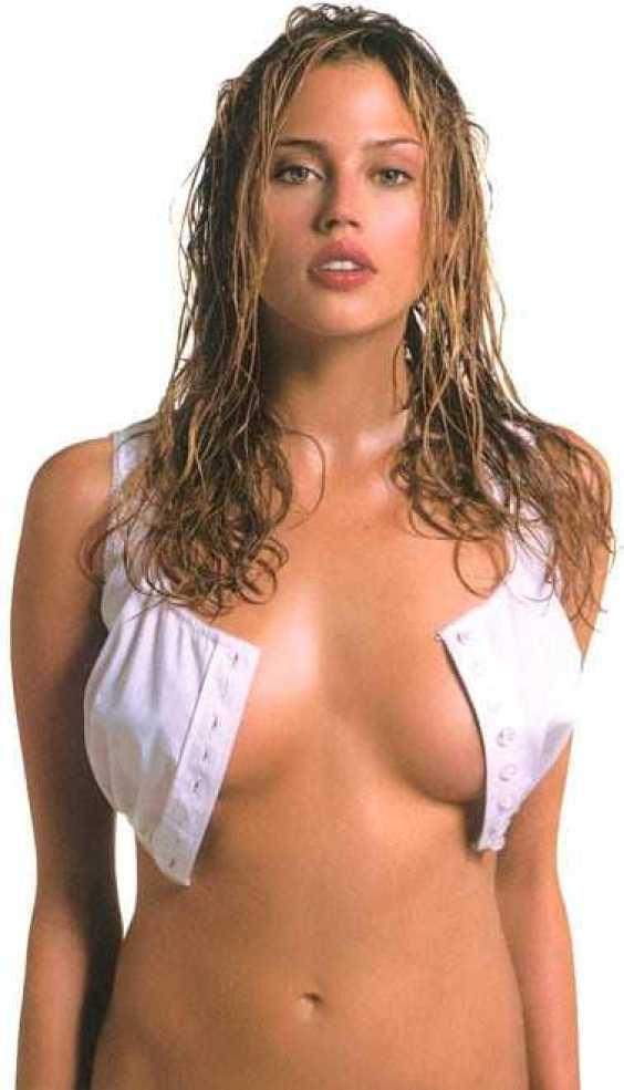 Estella Warren sexy tits pictures
