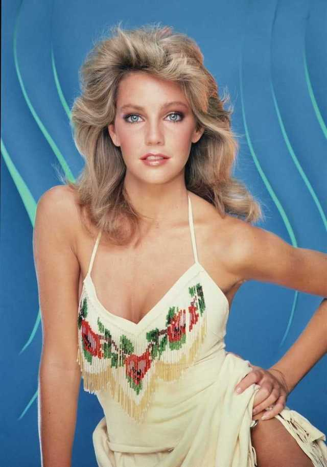 Heather Locklear busty pictures