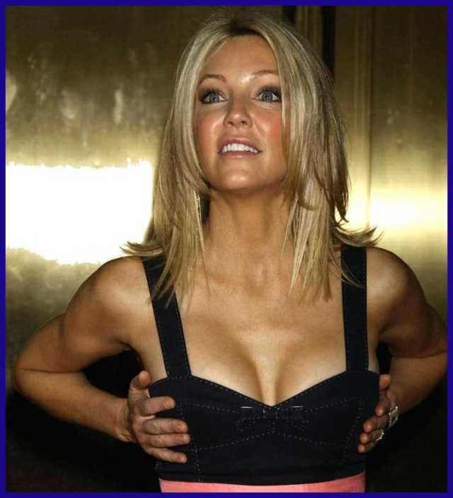 Heather Locklear hot boobs pictures