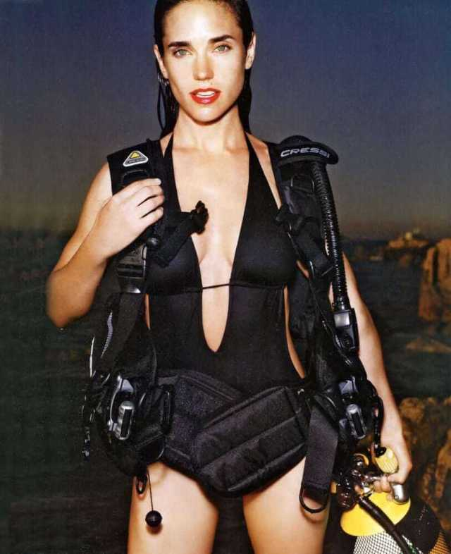 Jennifer Connelly hot look pictures