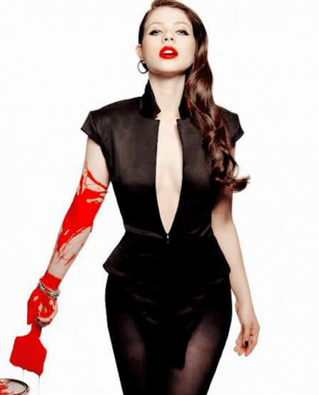 Michelle Trachtenberg awesome