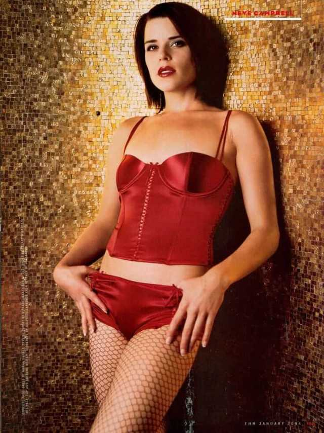 Neve Campbell awesome pics (2)
