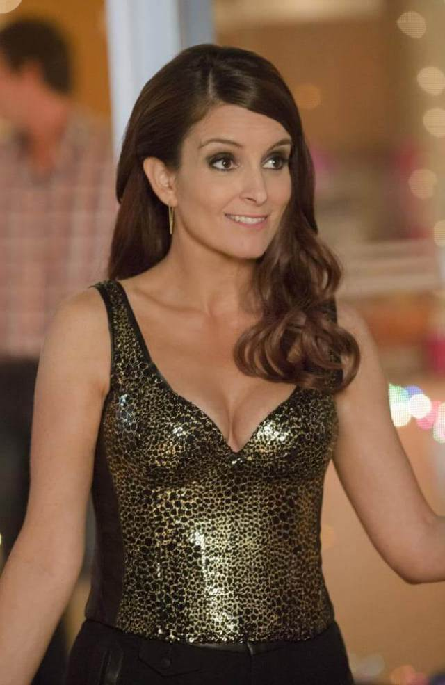 Tina Fey sexy boobs picture