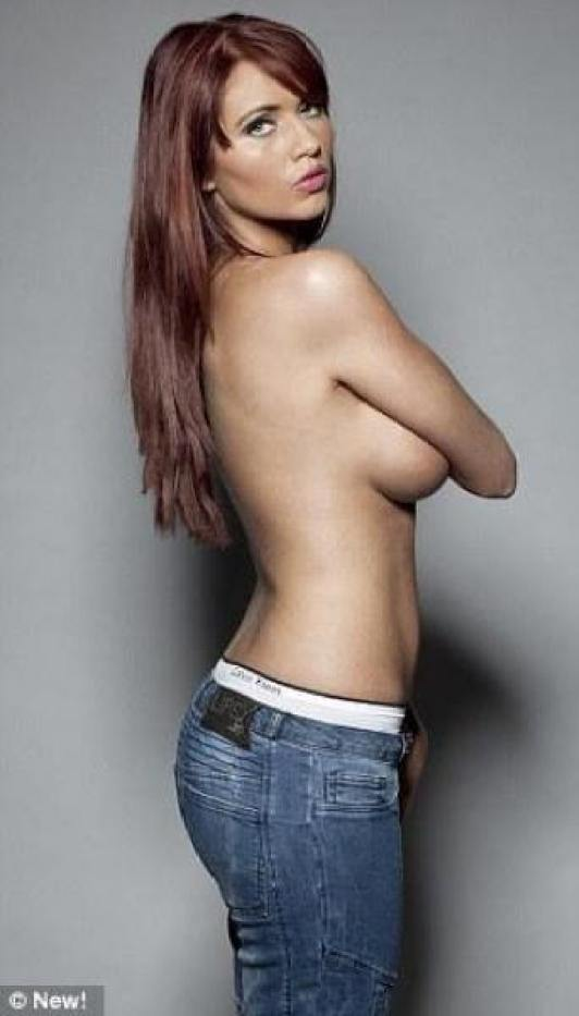Amy Childs nude pic