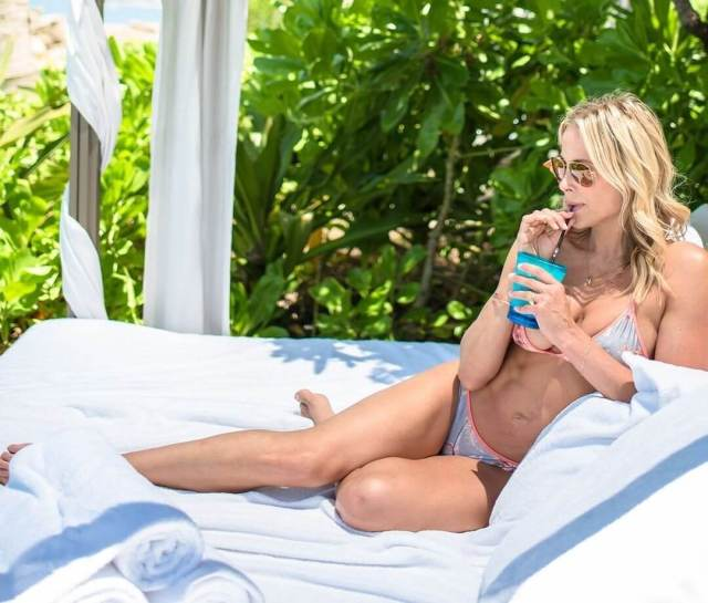 Brittany Daniel hot and sexy