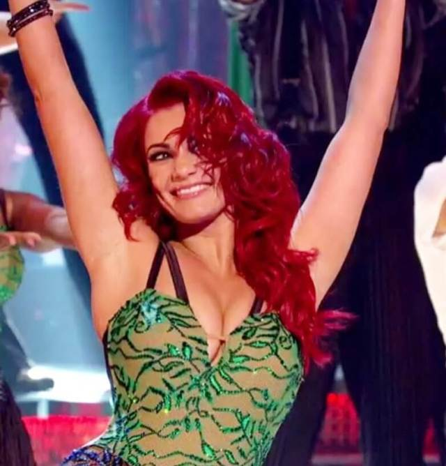 Dianne Buswell hot boobs
