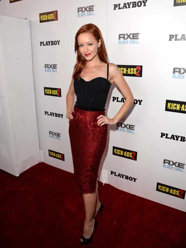 Lindy Booth cute smile