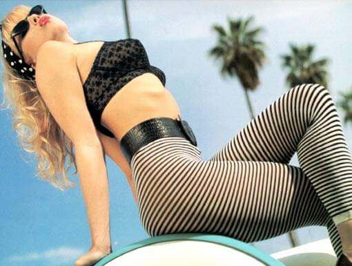 Traci Lords butt