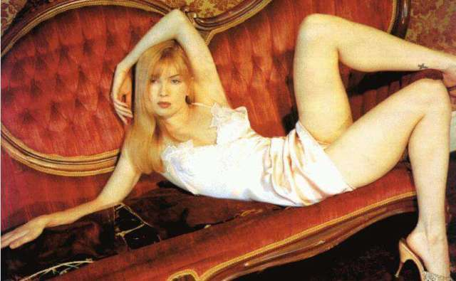 Traci Lords legs