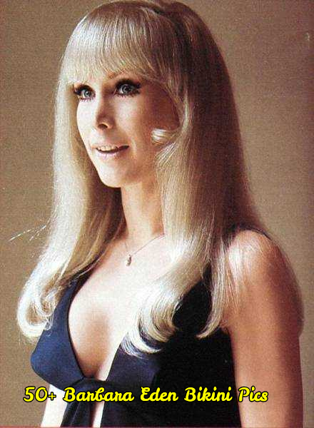 Barbara Eden hot