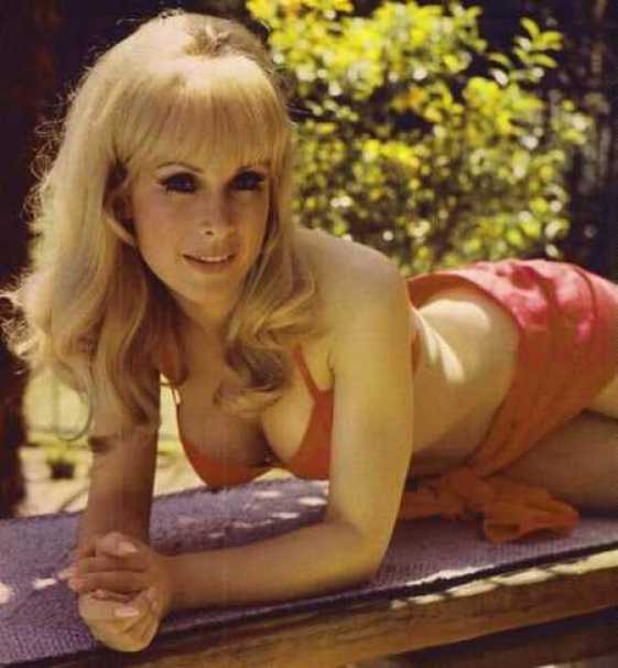 Barbara Eden hot cleavage (2)