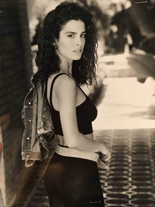 Betsy Russell back