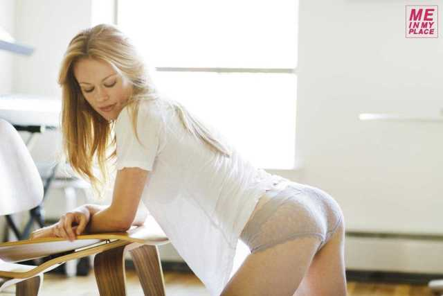 Claire Coffee booty sexy