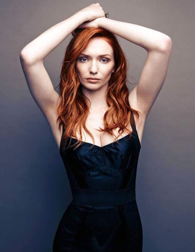 Eleanor Tomlinson awesome