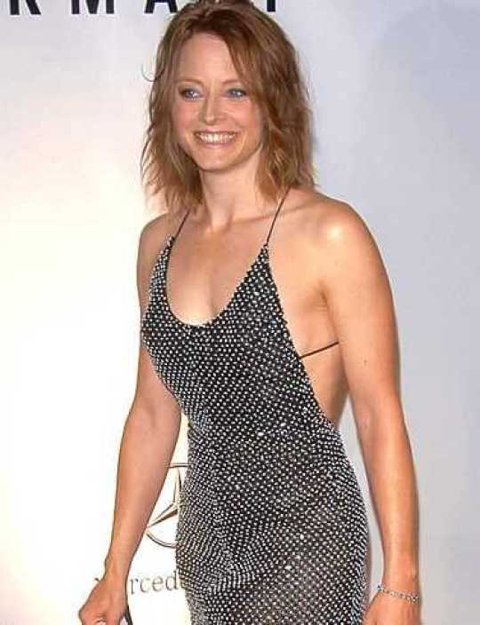 Jodie Foster sexy pics