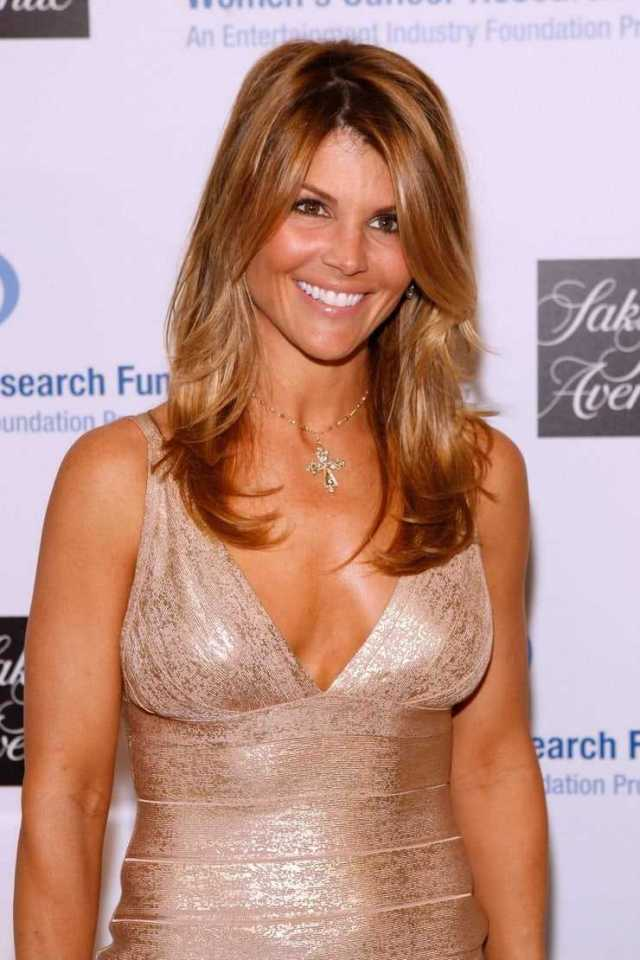 Lori Loughlin hot