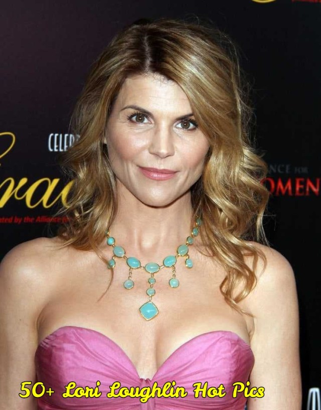 Lori Loughlin sexy look
