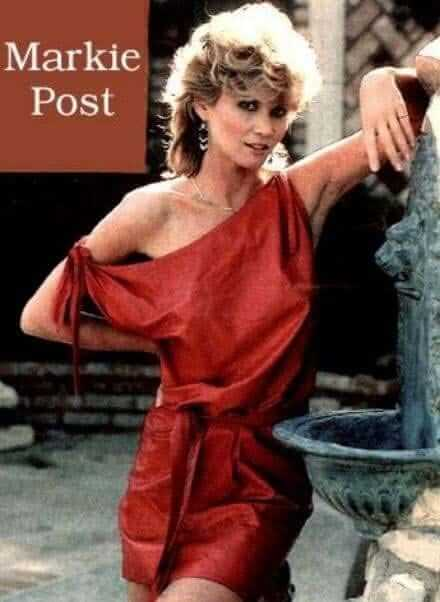 Markie Post red hot pics