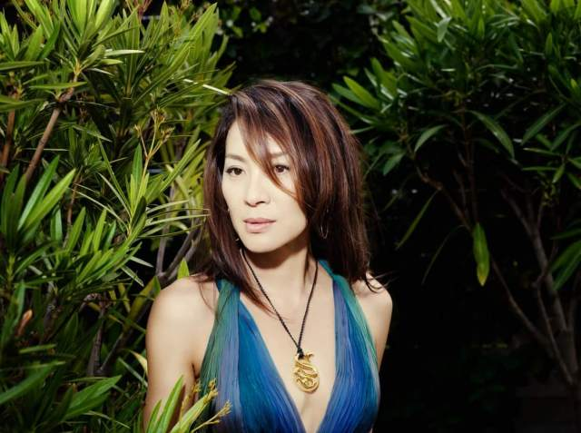 Michelle Yeoh hot picture
